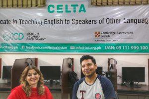 ICD CELTA Course